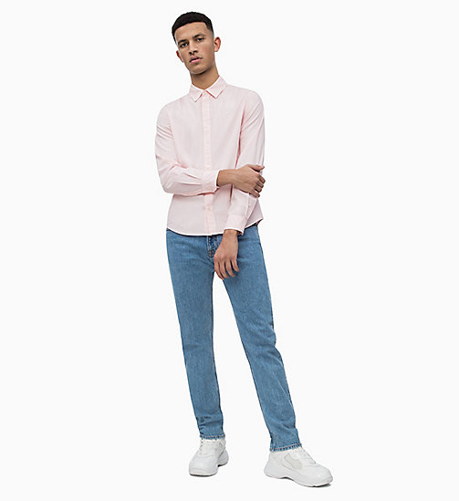 708f4f66156 Рубашка из хлопкового поплина
