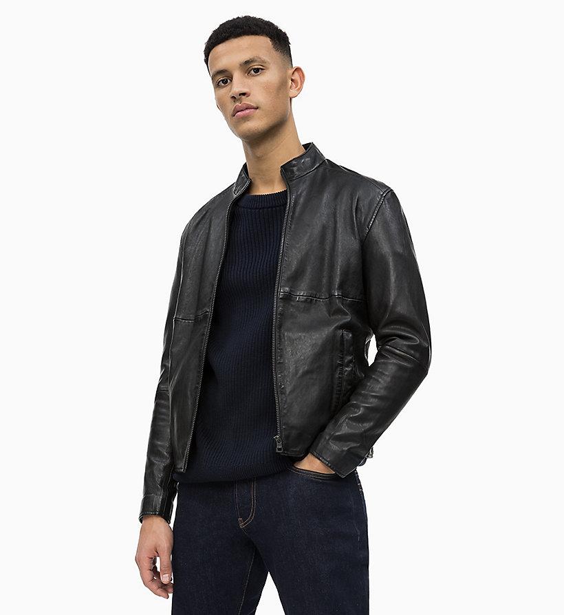 кожаная куртка Calvin Klein 7