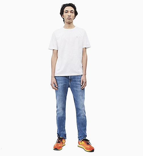 CALVIN KLEIN JEANS CKJ 016 Skinny Jeans - GHANA BLUE - CALVIN KLEIN JEANS CLOTHES - detail image 1