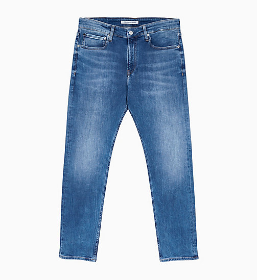 CALVIN KLEIN JEANS CKJ 016 Skinny Jeans - GHANA BLUE - CALVIN KLEIN JEANS CLOTHES - main image