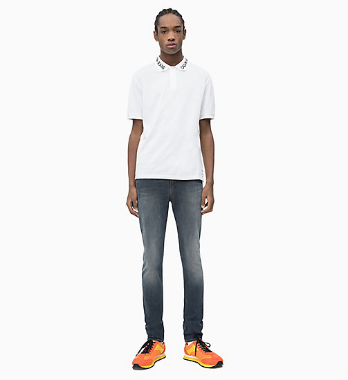 CALVIN KLEIN JEANS CKJ 016 Skinny Jeans - TED BLUE BLACK - CALVIN KLEIN JEANS NEW IN - main image 1