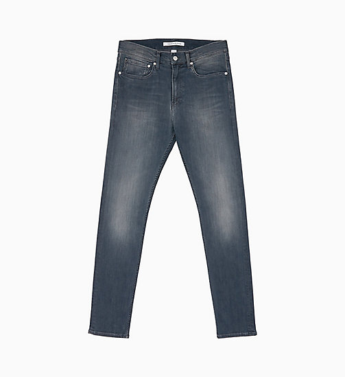 CALVIN KLEIN JEANS CKJ 016 Skinny Jeans - TED BLUE BLACK - CALVIN KLEIN JEANS NEW IN - main image