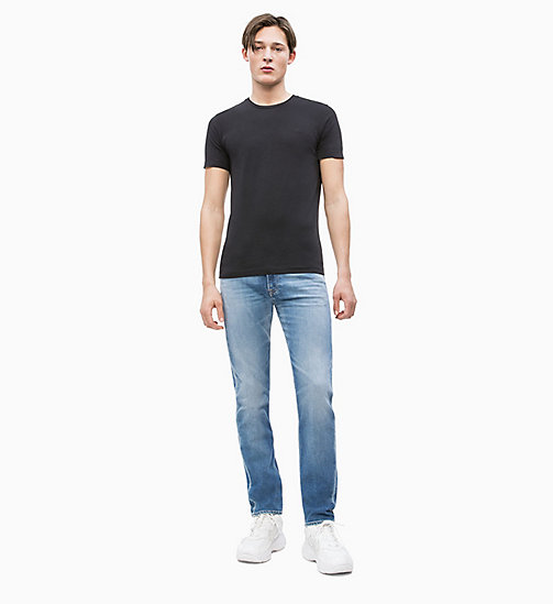 CALVIN KLEIN JEANS CKJ 035 Straight Jeans - TORTUGA - CALVIN KLEIN JEANS NEW IN - detail image 1