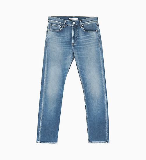 CALVIN KLEIN JEANS CKJ 035 Straight Jeans - TORTUGA - CALVIN KLEIN JEANS NEW IN - main image