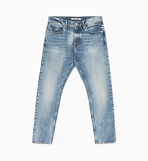 CALVIN KLEIN JEANS CKJ 056 Athletic Tapered Jeans - FREY - CALVIN KLEIN JEANS DENIM SHOP - main image
