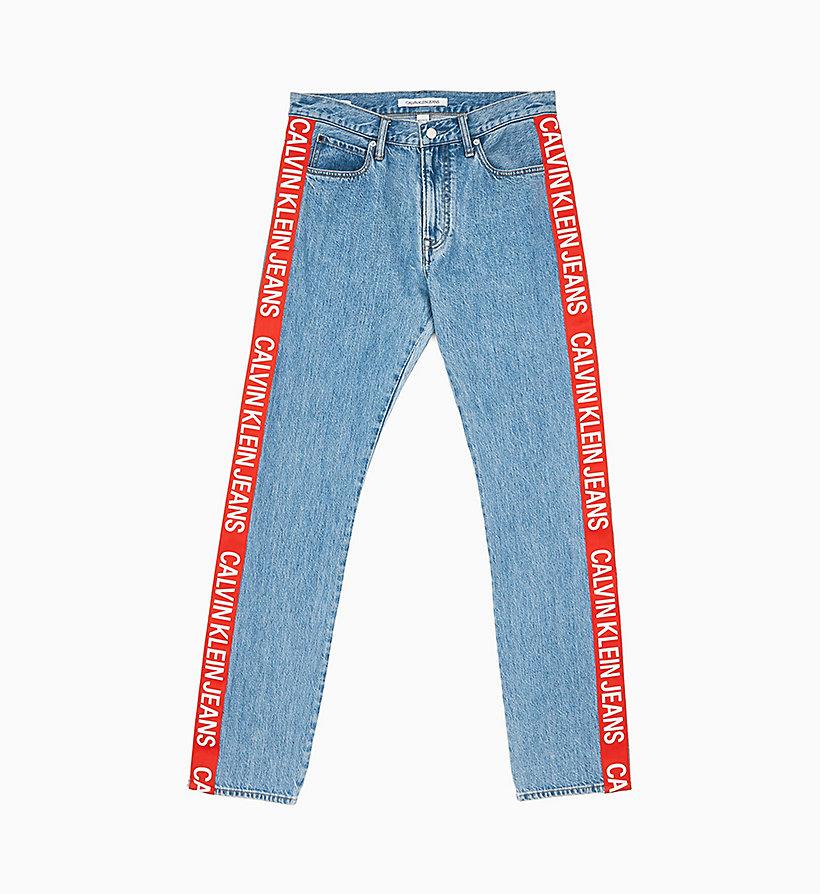 7367b054922 CKJ 035 Straight Taped Jeans Calvin Klein®