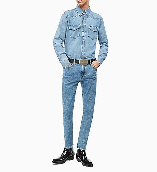 1f82a46f Men's Shirts & Polos | Summer Shirts for Men | CALVIN KLEIN ...