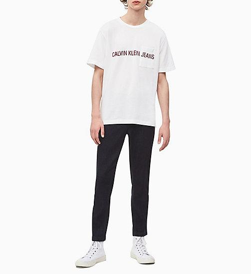 purchase cheap 109f2 a403e T-shirt da uomo | T-shirt manica lunga e corta | CALVIN KLEIN®