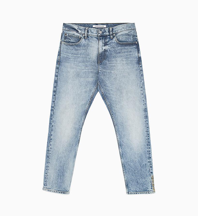 Mit Klein®J30j313421911 Skinny Calvin Ckj 016 Ankle Bestickt Jeans wOn8PXk0