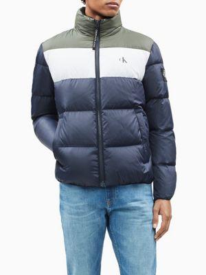 Calvin Klein Modern Down Coat White