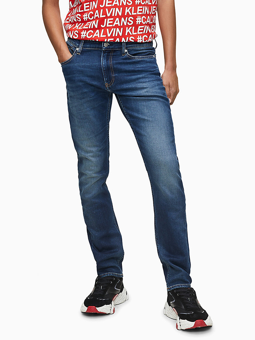 CKJ 026 Slim Jeans CALVIN KLEIN® | J30J3146041BJ