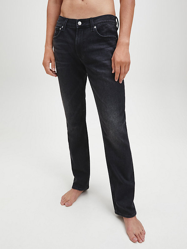 CALVIN KLEIN JEANS  - BB015 -WASHED BLACK -   - main image