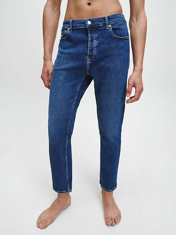 CALVIN KLEIN JEANS  - BB245 NORMAL BLUE ICN -   - image principale