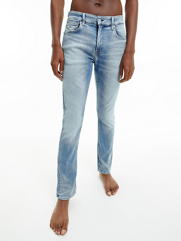 CALVIN KLEIN JEANS  - DENIM LIGHT -   - immagine principale