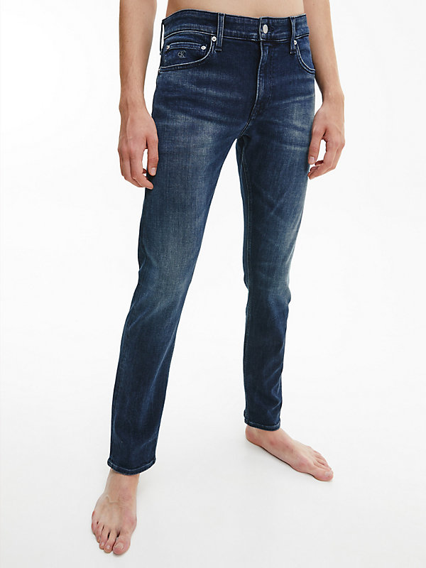 CALVIN KLEIN JEANS  - DENIM DARK -   - main image