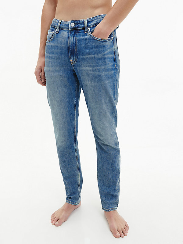 CALVIN KLEIN JEANS  - DENIM MEDIUM -   - immagine principale