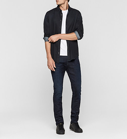 CALVIN KLEIN JEANS Skinny jeans - STRUCTURED MID COMFORT - CK JEANS JEANS - detail image 1