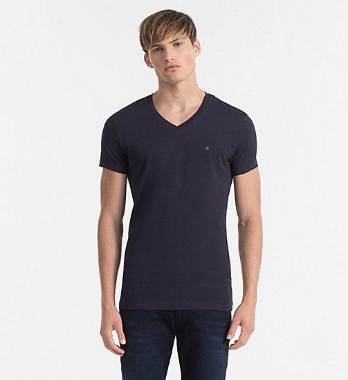 CALVIN KLEIN JEANS Regular T-shirt - NIGHT SKY - CALVIN KLEIN JEANS CLOTHES - main image
