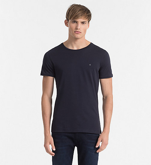 CALVIN KLEIN JEANS Regular T-Shirt - NIGHT SKY - CALVIN KLEIN JEANS T-SHIRTS - main image