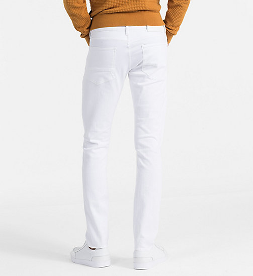 CALVINKLEIN Slim Jeans - MORGAN WHITE? - CALVIN KLEIN NEW IN - detail image 1