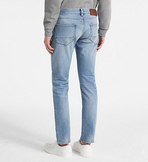 CALVINKLEIN Джинсы Straight - ALPINE INDIGO - CALVIN KLEIN NEW DENIM - подробное изображение 1