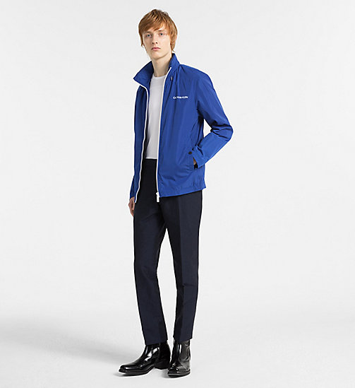 CALVINKLEIN Lightweight Performance Jacket - SURF THE WEB - CALVIN KLEIN CLOTHES - detail image 1