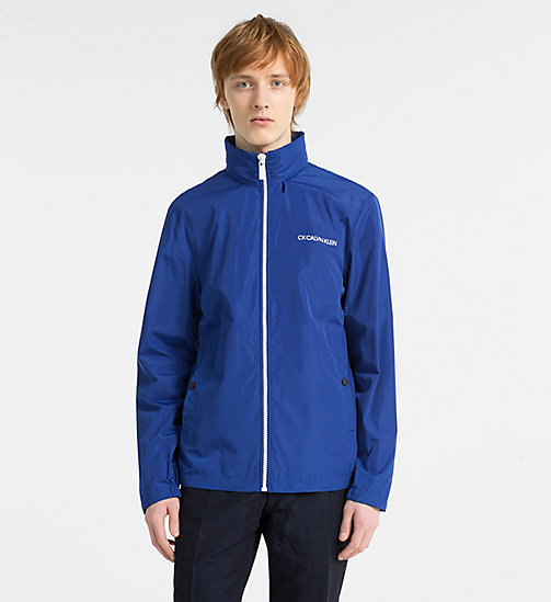 CALVINKLEIN Lightweight Performance Jacket - SURF THE WEB - CALVIN KLEIN CLOTHES - main image
