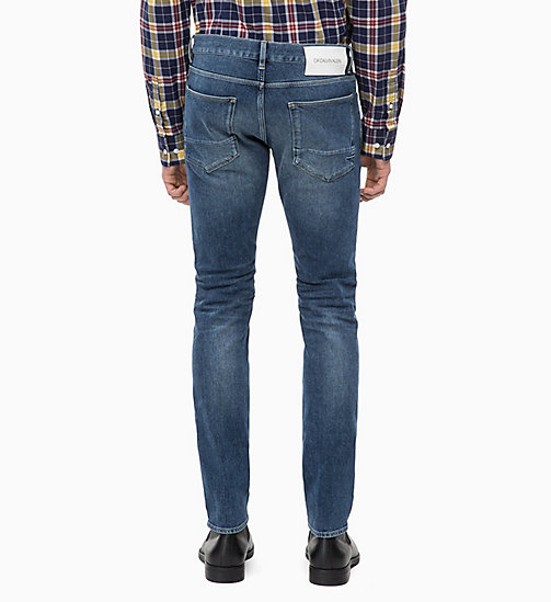 CALVINKLEIN Straight Jeans - YANNO INDIGO - CALVIN KLEIN THE DENIM INDEX - main image 1