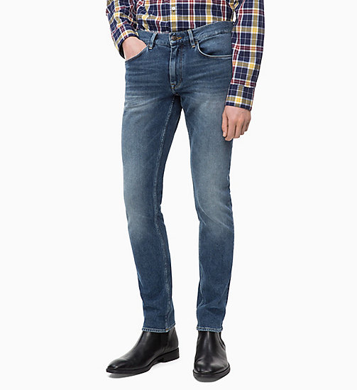 CALVINKLEIN Straight Jeans - YANNO INDIGO - CALVIN KLEIN THE DENIM INDEX - main image