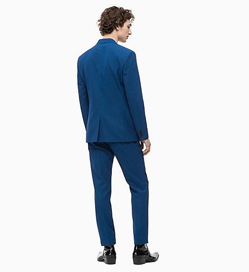 calvin klein anzug slim fit