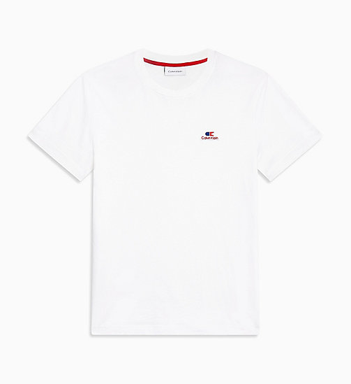 868ac817875f Men's T-Shirts   Summer T-Shirts for Men   CALVIN KLEIN® - Official Site