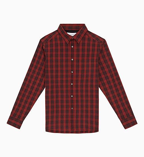 f4421e332a Men's Shirts & Polos | Summer Shirts for Men | CALVIN KLEIN ...