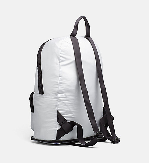 CALVINKLEIN Packable Backpack - GREY - CALVIN KLEIN BAGS - detail image 1