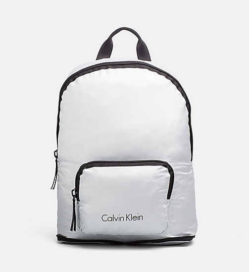 CALVINKLEIN Packable Backpack - GREY - CALVIN KLEIN BAGS - main image
