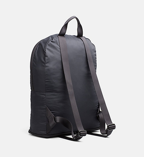 CALVINKLEIN Packable Backpack - BLACK - CALVIN KLEIN BAGS - detail image 1