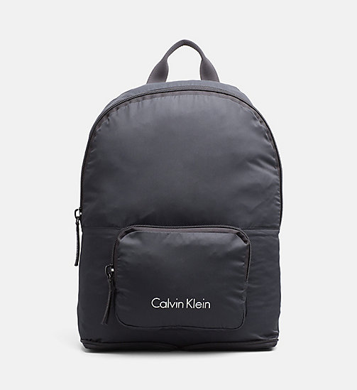 CALVINKLEIN Packable Backpack - BLACK - CALVIN KLEIN BAGS - main image