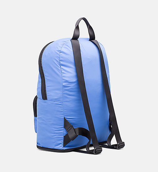 CALVINKLEIN Packable Backpack - COBALT - CALVIN KLEIN SHOES & ACCESSORIES - detail image 1