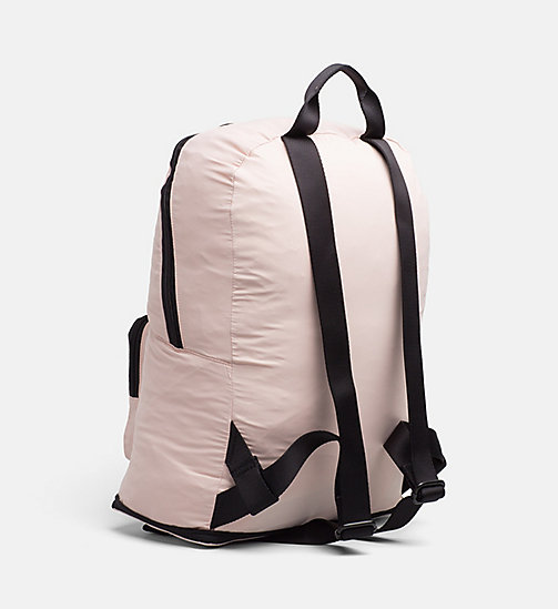 CALVINKLEIN Packable Backpack - PINK - CALVIN KLEIN BAGS - detail image 1