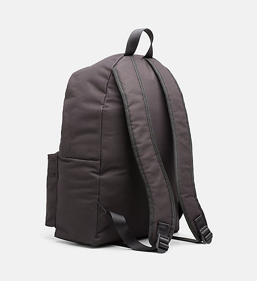 CALVIN KLEIN JEANS Medium Round Backpack - BLACK - CALVIN KLEIN JEANS CK PERFORMANCE - detail image 1