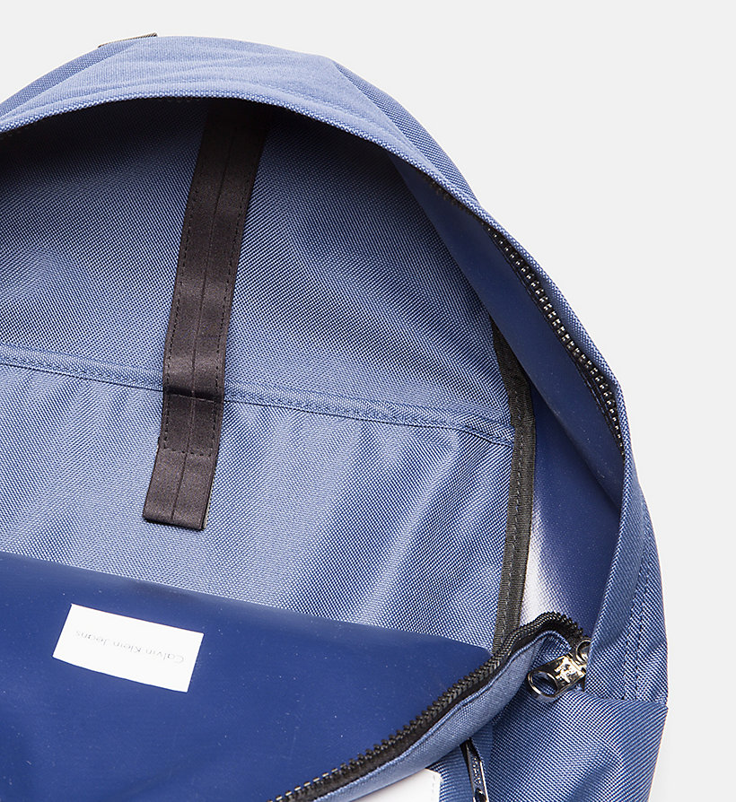 CALVIN KLEIN JEANS Medium Round Backpack - CANARY - CALVIN KLEIN JEANS MEN - detail image 2