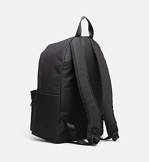 CALVIN KLEIN JEANS Medium Round Backpack - BLACK/BLACK - CALVIN KLEIN JEANS SHOES & ACCESSORIES - detail image 1