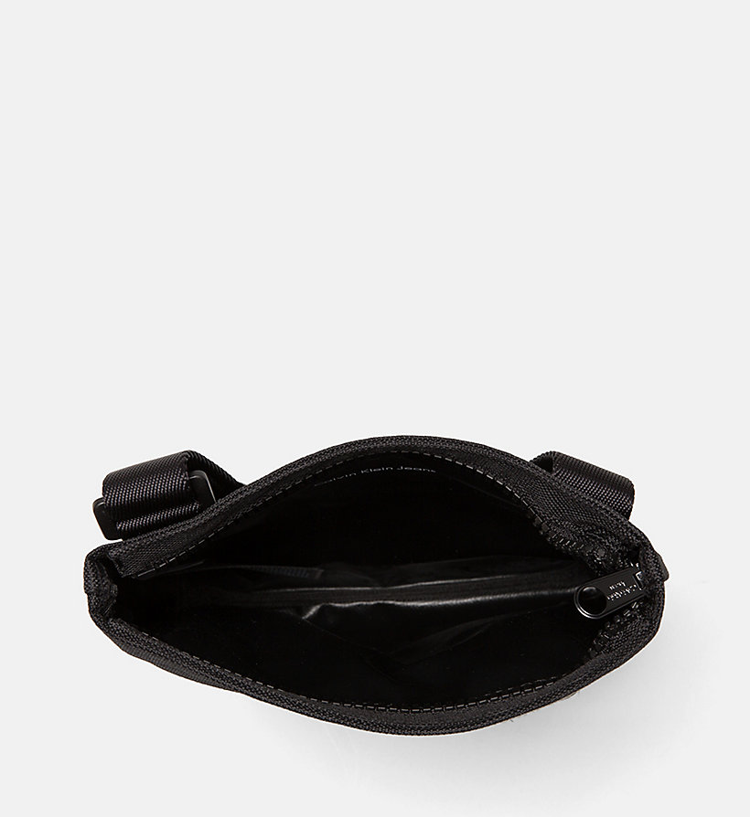 CALVIN KLEIN JEANS Micro Flat Crossover - BLACK - CALVIN KLEIN JEANS MEN - detail image 2