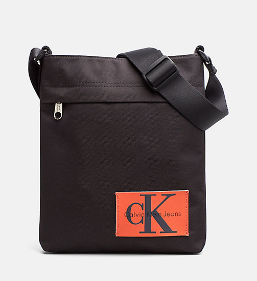 CALVIN KLEIN JEANS Flache Crossover-Bag - BLACK -  CK PERFORMANCE - main image