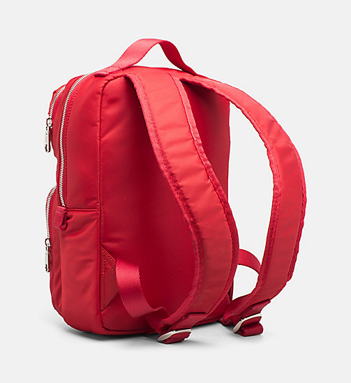 CALVIN KLEIN JEANS Small Square Backpack - SCARLETT - CALVIN KLEIN JEANS BACKPACKS - detail image 1