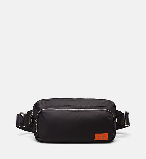 CALVIN KLEIN JEANS Crossover Sling Bag - BLACK - CALVIN KLEIN JEANS NEW IN - main image