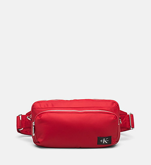 CALVIN KLEIN JEANS Crossover Sling-Bag - SCARLETT -  NEW IN - main image