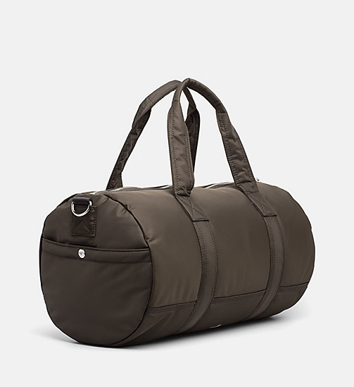 CALVIN KLEIN JEANS Cylinder Duffle Bag - CARGO - CALVIN KLEIN JEANS DUFFLE BAGS & SATCHELS - detail image 1