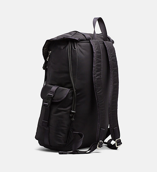 CALVIN KLEIN JEANS Functional Backpack - BLACK - CALVIN KLEIN JEANS SHOES & ACCESSORIES - detail image 1