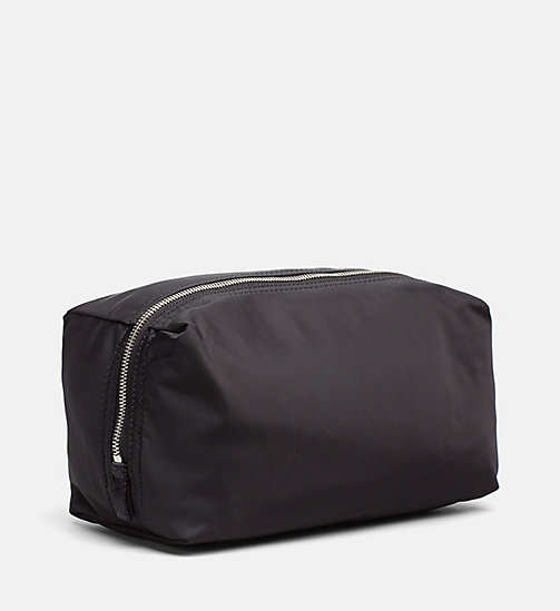 CALVIN KLEIN JEANS Wash Bag - BLACK -  GIFTS - detail image 1