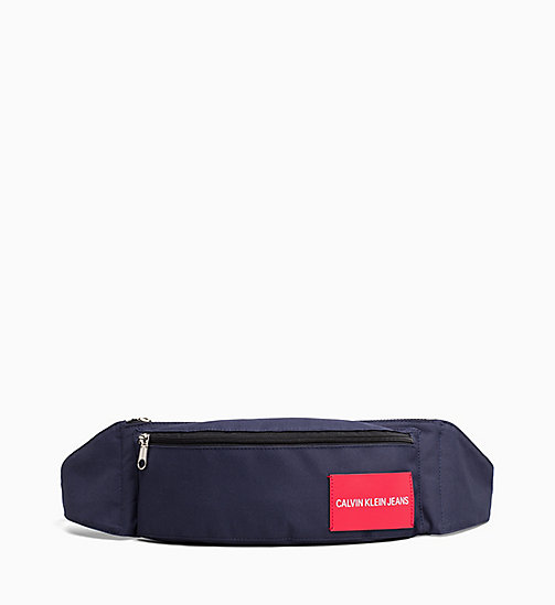 CALVIN KLEIN JEANS Sling Crossover - NAVY -  NEW IN - main image